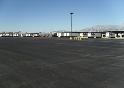 FedEx Freight, Fontana