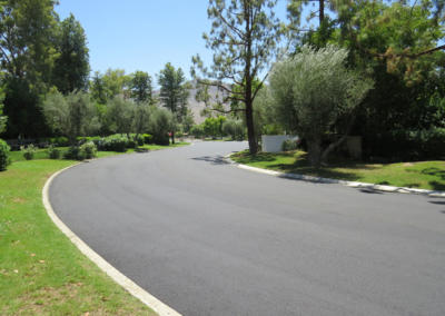 Morningside HOA, Paving complete