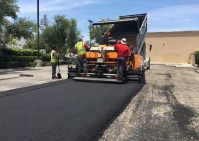 Paving, Pico Rivera