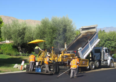 Paving in Coachella Valley