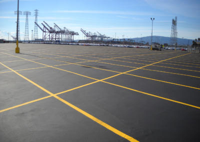 Road Striping Division, Long Beach
