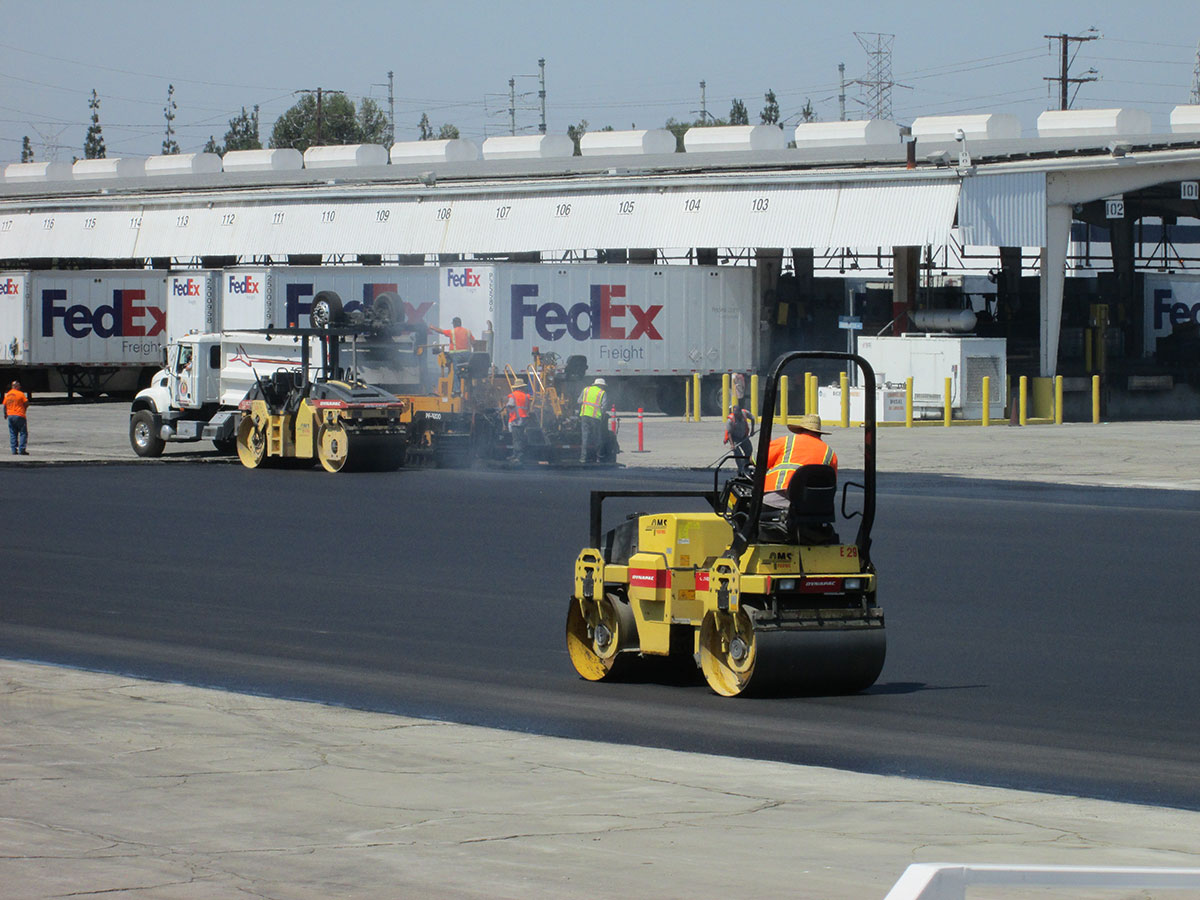 Asphalt Repair and Patching