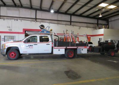 Asphalt Tool Truck