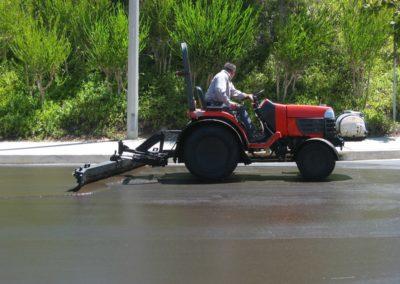 Kubota, Seal Tractor