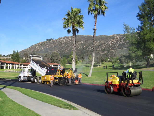 What is Paving?